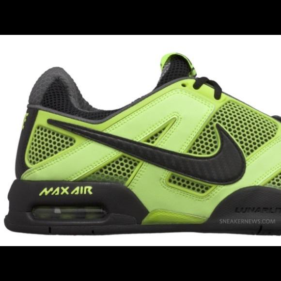 Mareo Aterrador Estable  Nike Shoes | Nike Air Max Courtballistic 23 In Limeblack | Poshmark